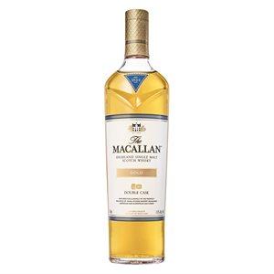 The Macallan Double Cask Gold 750ml
