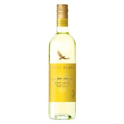 Wolf Blass Yellow Label Pinot Grigio 750ml