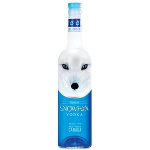 Snowfox Vodka 750ml