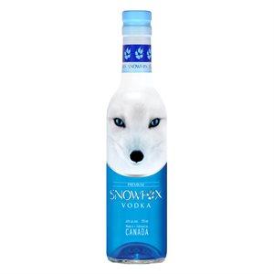 Snowfox Vodka 375ml