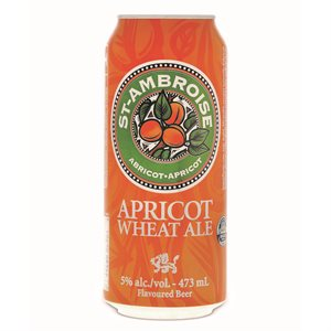 St Ambroise Apricot Wheat Ale 473ml