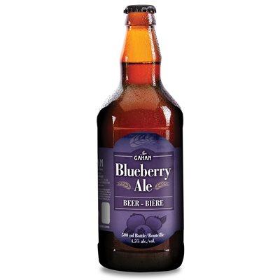 Gahan Blueberry Ale 500ml