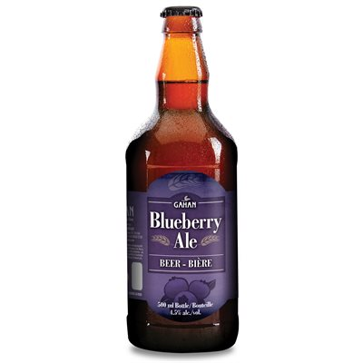 Gahan Blueberry Ale 500ml