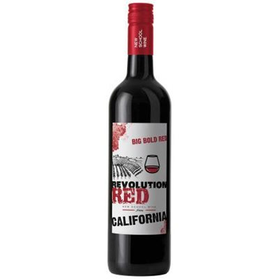 Revolution Red 750ml