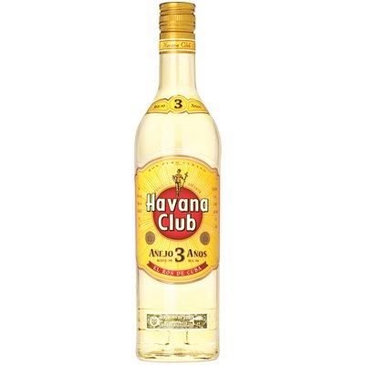 Havana Club Anejo 3 Anos 750ml