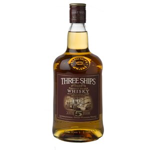 Three Ships 5 Year Old Whisky 750ml
