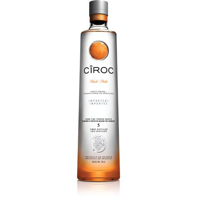 Ciroc Peach Spirit Drink 750ml