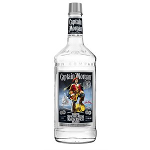 Captain Morgan White Spiced Rum 1140ml
