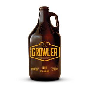 Growler Bottle 1.89L