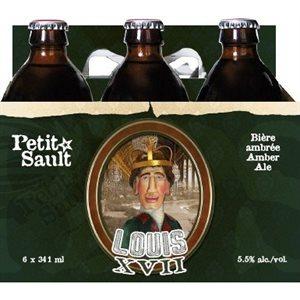 Petit-Sault Louis XVII 6 B