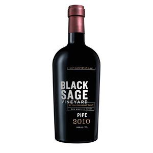 Black Sage Pipe 2010 Okanagan 500ml