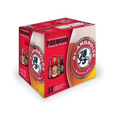 St Ambroise Taste Pack 12 B
