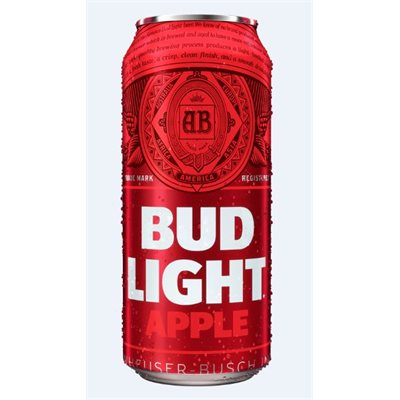 Bud Light Apple 473ml