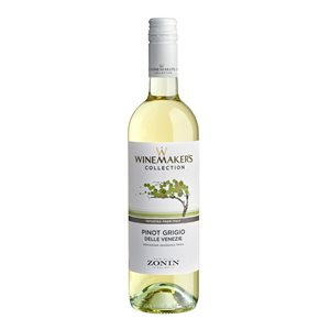 Zonin Winemakers Collection Pinot Grigio Delle Venezie IGT 750ml