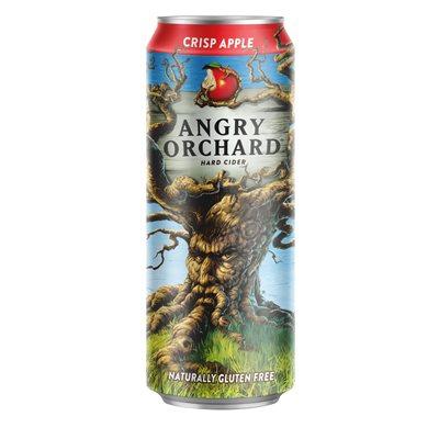Angry Orchard Crisp Apple 473ml