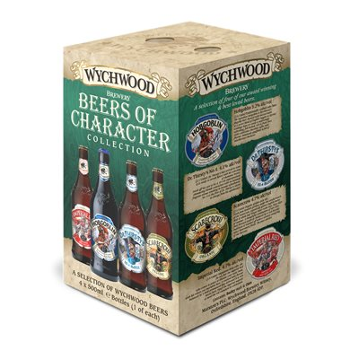 Wychwood Brewery Beers Of Character Collection 4 B