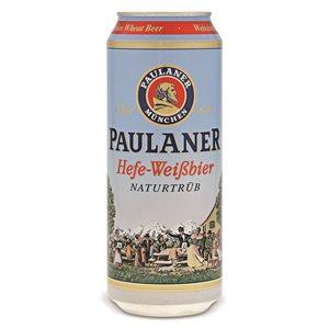 Paulaner Hefe Weissbier 500ml