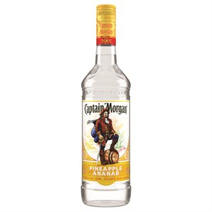 Captain Morgan Caribbean Pineapple Rum 750ml