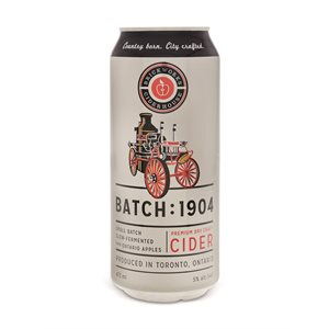 Brickworks Ciderhouse Batch 1904 473ml