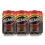 Mikes Hard Strawberry Lemonade 4 C
