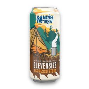 Maybee Elevensies Espresso Stout 473ml