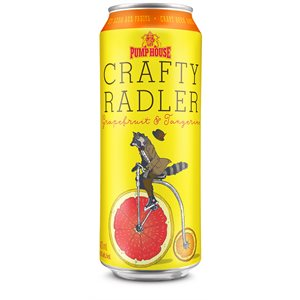 Pump House Crafty Radler 473ml