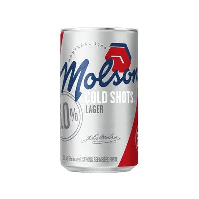 Molson Canadian Cold Shots 8 C