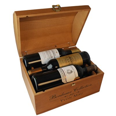 Yvon Mau Bordeaux Discovery Chest 750ml