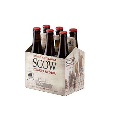Scow Cider / Cidre 6 B