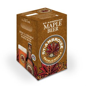 St Ambroise Maple Ale 4 B