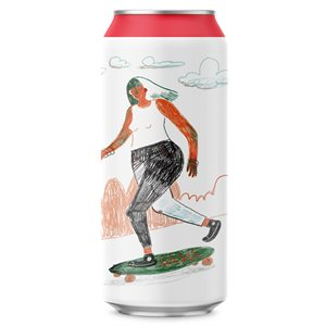 Collective Arts Apple & Cherry Cider 473ml