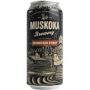 Muskoka Shinnicked Stout 473ml