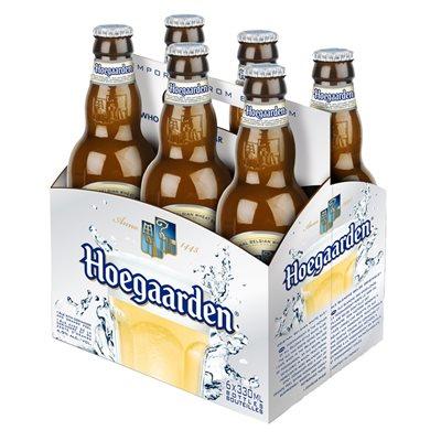 Hoegaarden Wheat Beer 6 B