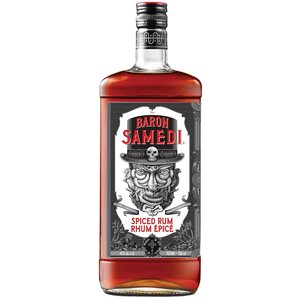 Baron Samedi Spiced Rum 750ml
