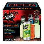 Black Fly Bar In The Box 12 B