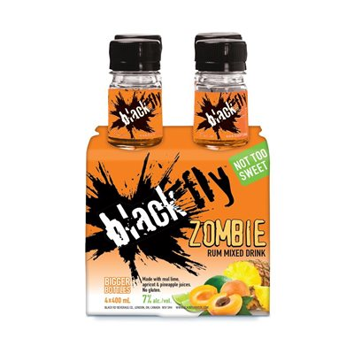 Black Fly Zombie 4 B