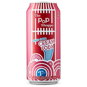 The Pop Shoppe Hard Cream Soda 473ml