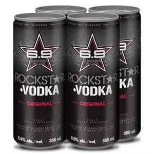 Rockstar Vodka 4 C