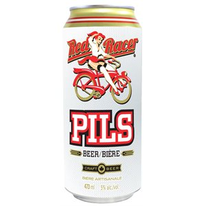 Red Racer Pilsner 473ml