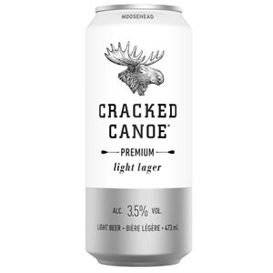 Moosehead Cracked Canoe 473ml