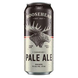 Moosehead Pale Ale 473ml