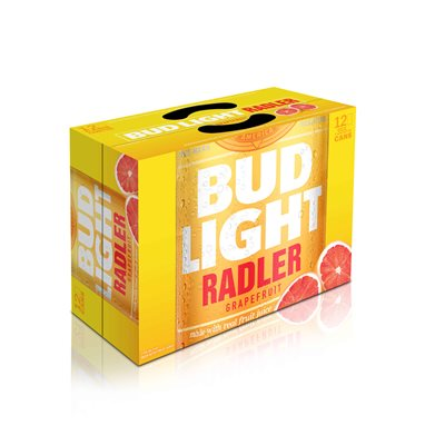 Bud Light Radler 12 C