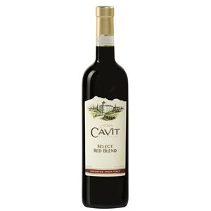 Cavit Select Red Blend 750ml