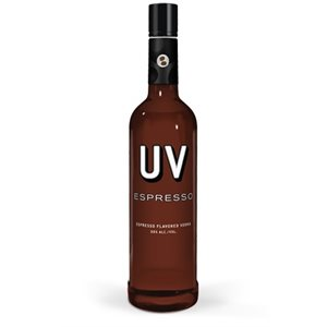 UV Espresso Vodka 750ml