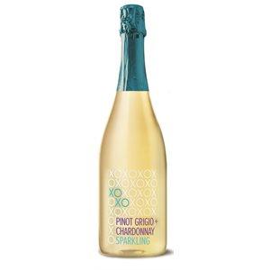 XOXO Pinot Grigio Chardonnay Sparkling 750ml