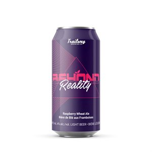 TrailWay Beyond Reality Raspberry Wheat Ale 473ml