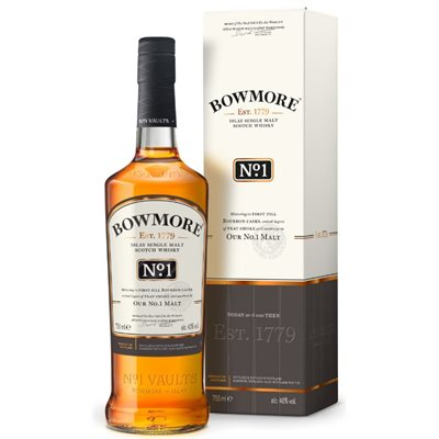 Bowmore No 1 750ml