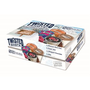 Twisted Shotz Winter Party Pack 12 P
