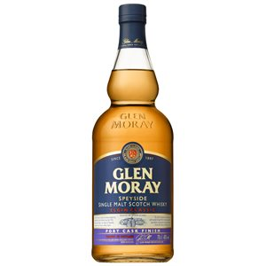 Glen Moray Classic Port Cask Finish Single Malt Scotch 700ml