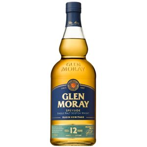 Glen Moray Single Malt Scotch 12 YO 750ml